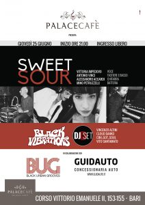 Sweet sour - Black vibrations