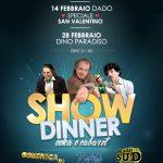 Show Dinner - Cena e Cabaret