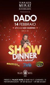 Show Dinner - Dado