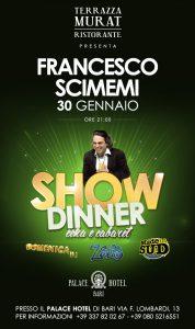 Show Dinner - Francesco Scimemi
