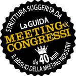 """Facility suggested by """"La guida Meeting & Congressi"""""""