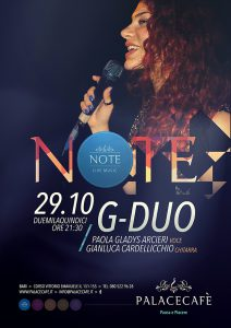 NOTE - G Duo