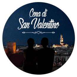 Cena di San Valentino - 14 Febbraio