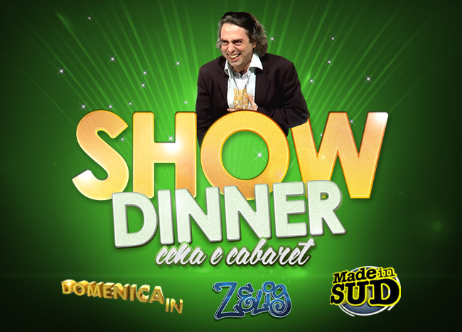 Show Dinner - Francesco Scimemi