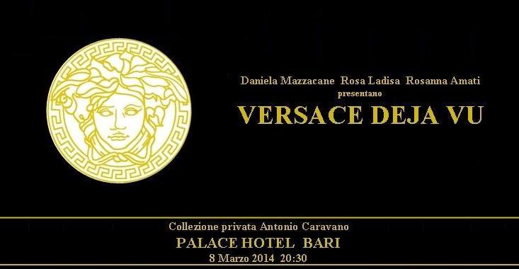 Versace Dejavu