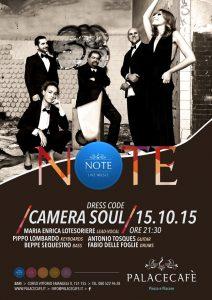 NOTE - Camera Soul