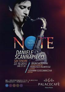 NOTE - Scannapieco's Quartet