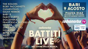 BARI 9 AGOSTO battiti live '15