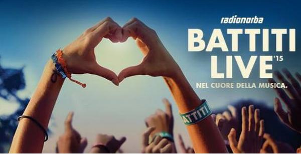Battiti Live 2015