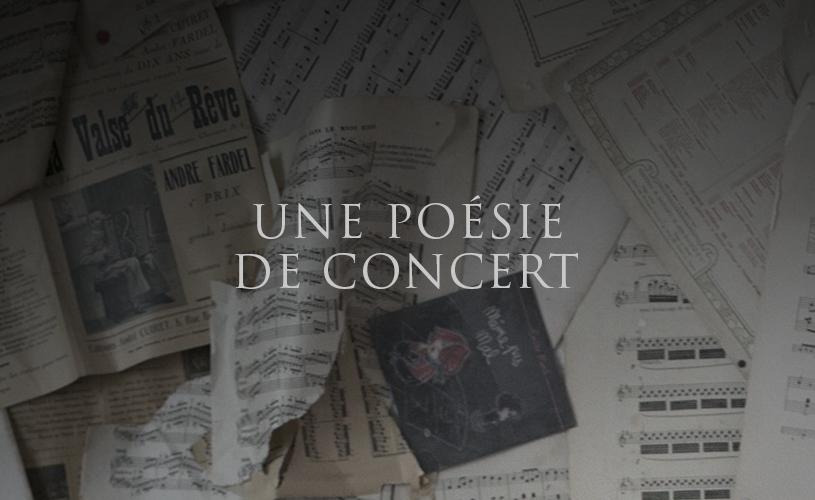 """1 febbraio 2017 """"Une poésie de concert"""" con il prof. Dotoli"""