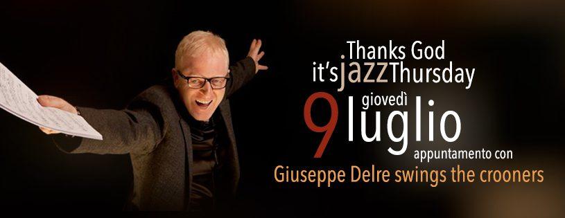 Thanks God it's jazz Thursday al Palace Cafè di Bari