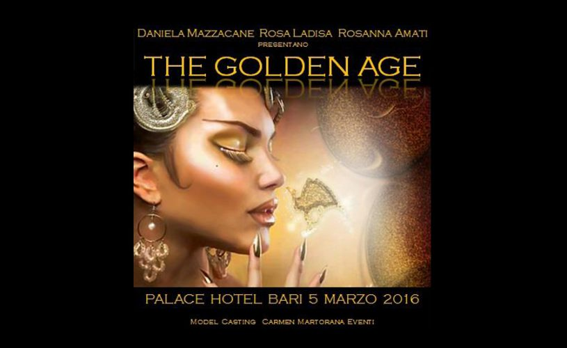 Il Palace Hotel ospita The Golden Age