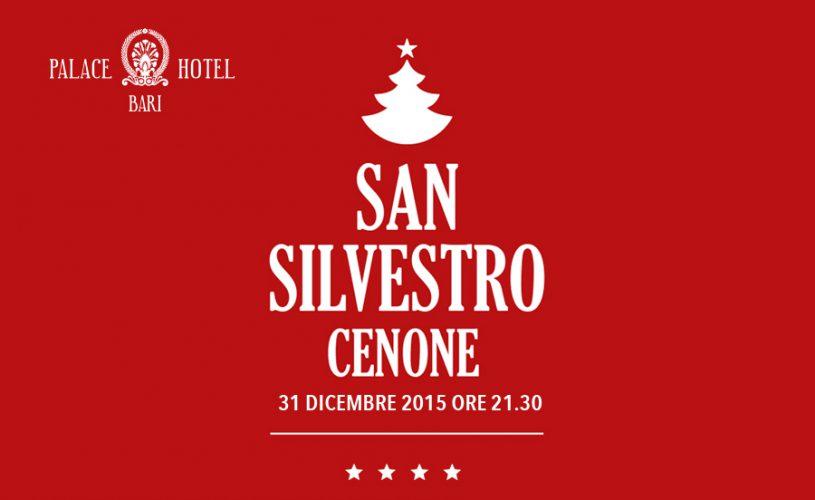 Il cenone di San Silvestro del Palace Hotel di Bari: brindiamo insieme al 2016!
