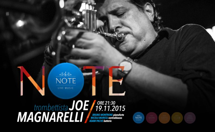 NOTE - Joe Magnarelli