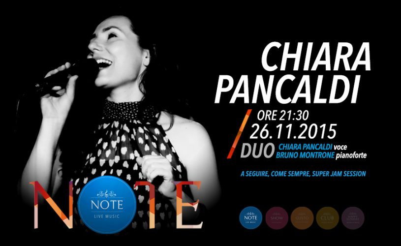 NOTE - Pancaldi Duo Jazz